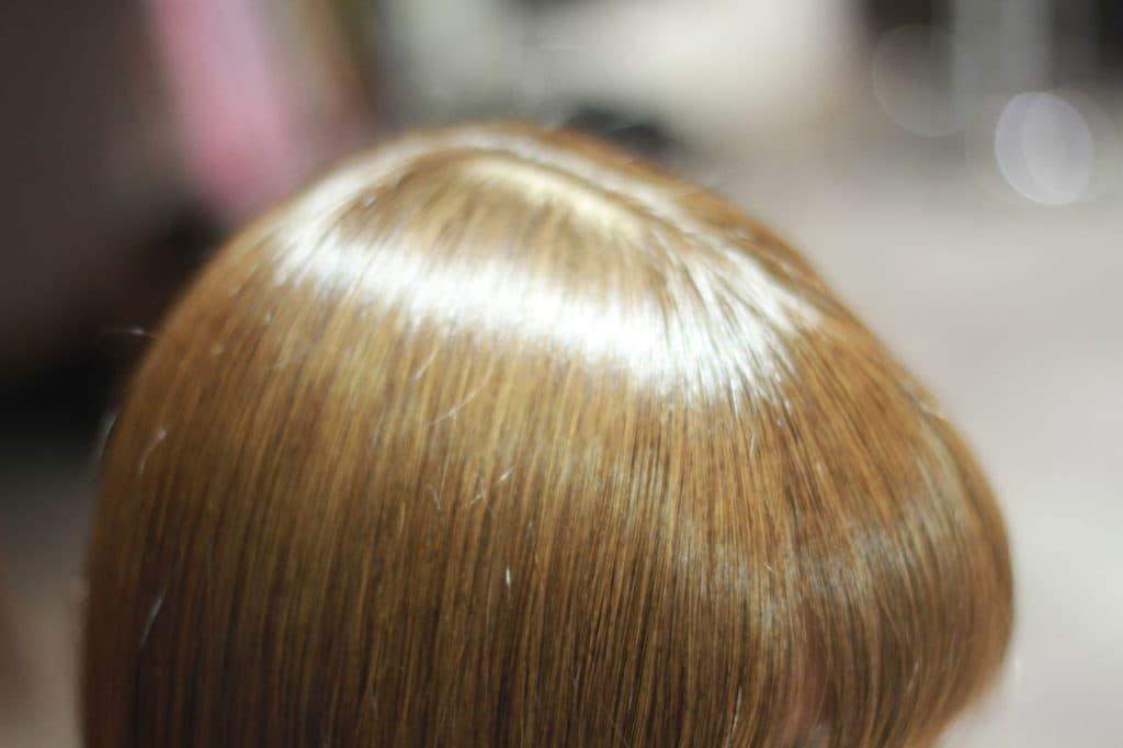髪質改善エクラスタトリートメント