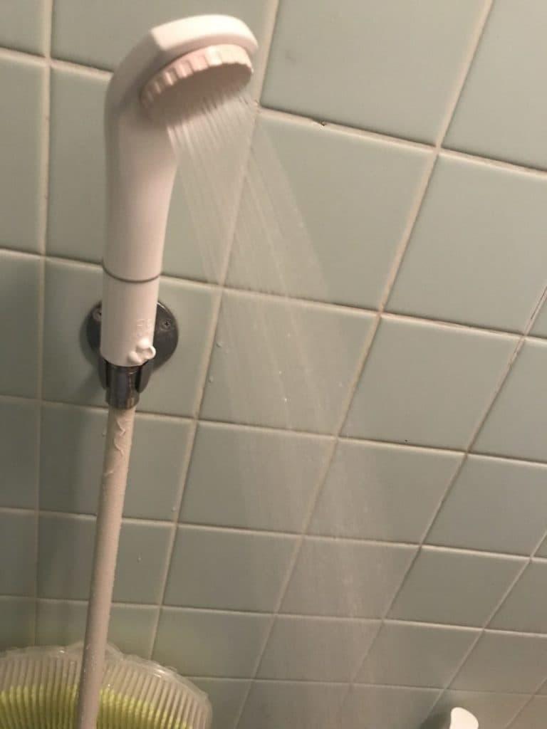 マイクロバブル  シャワーヘッド