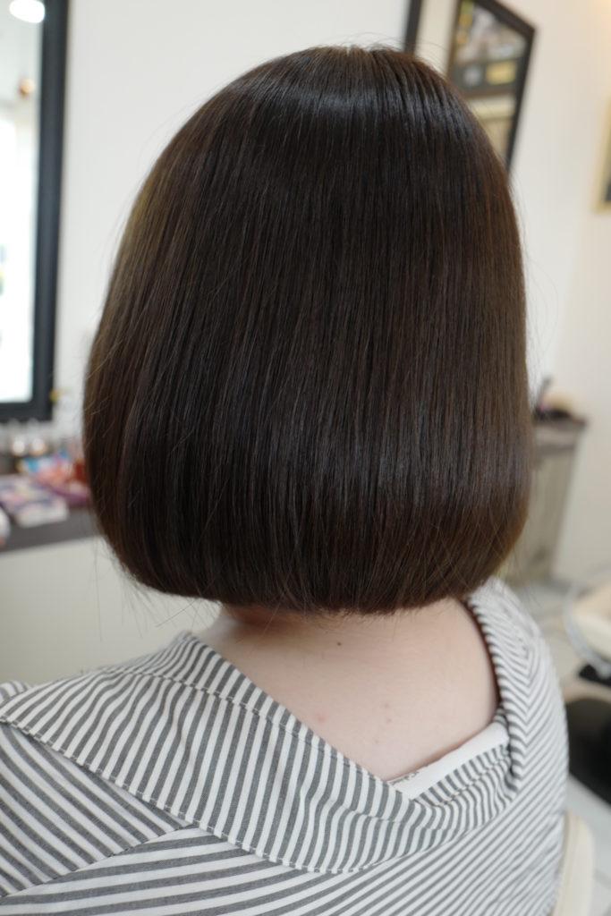 カラーをすると髪の毛傷む?