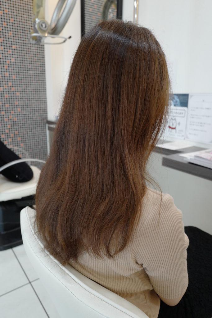 伊勢崎 美容師 美容室 ブログ エクラスタトリートメント