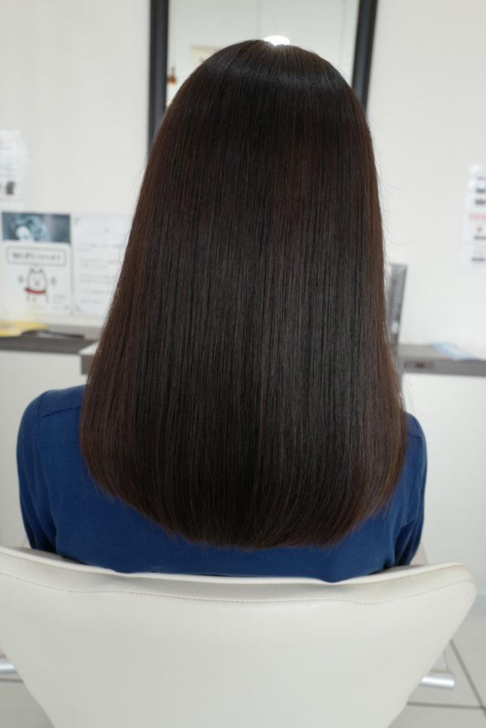 伊勢崎 美容室 美容師 ブログ アイロンを使わない縮毛矯正
