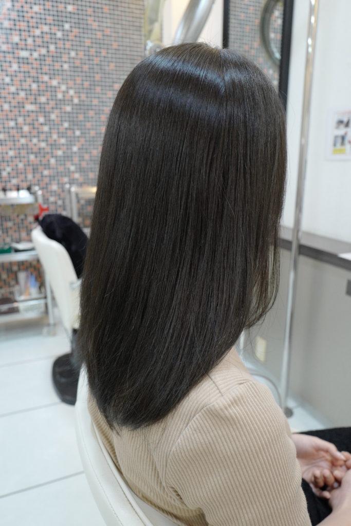 伊勢崎 美容室 美容師 ブログ エクラスタトリートメント