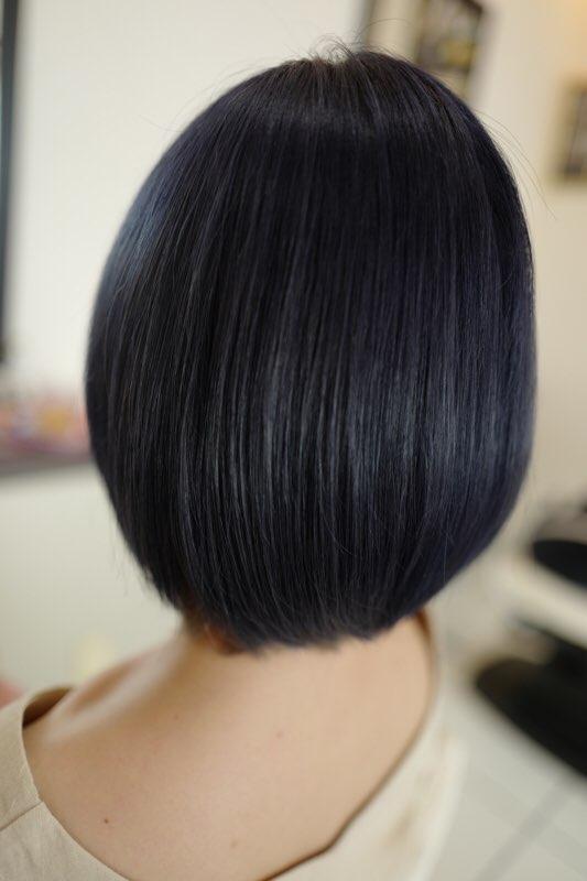 伊勢崎 美容室 美容師 ブログ 金髪 インナーカラー