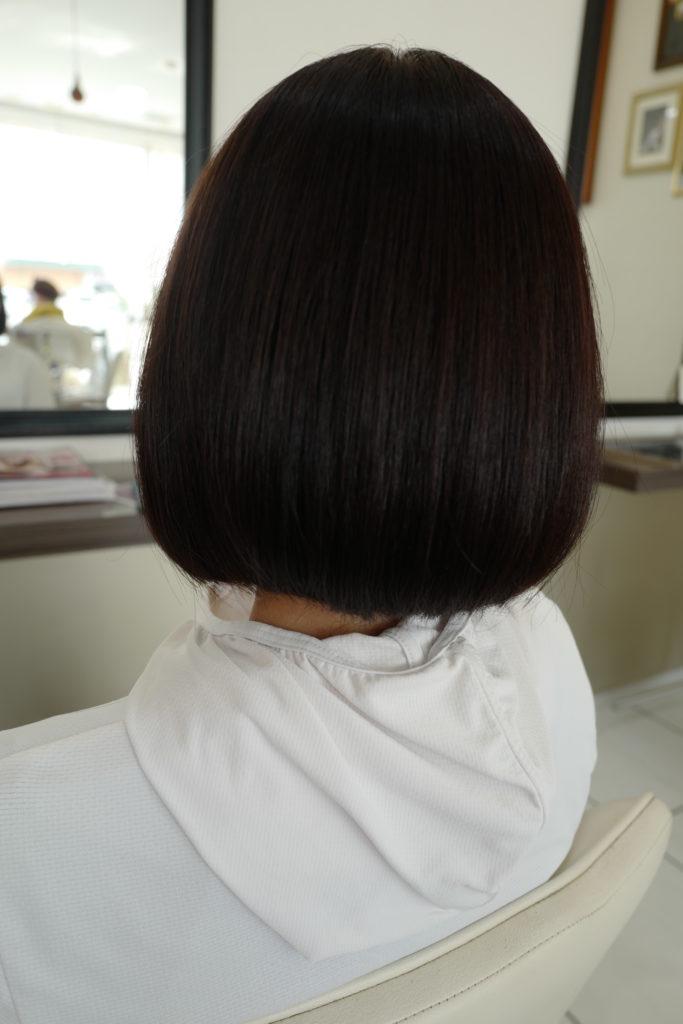 美容室アシック 伊勢崎 美容室 美容師 ブログ 求人 縮毛矯正