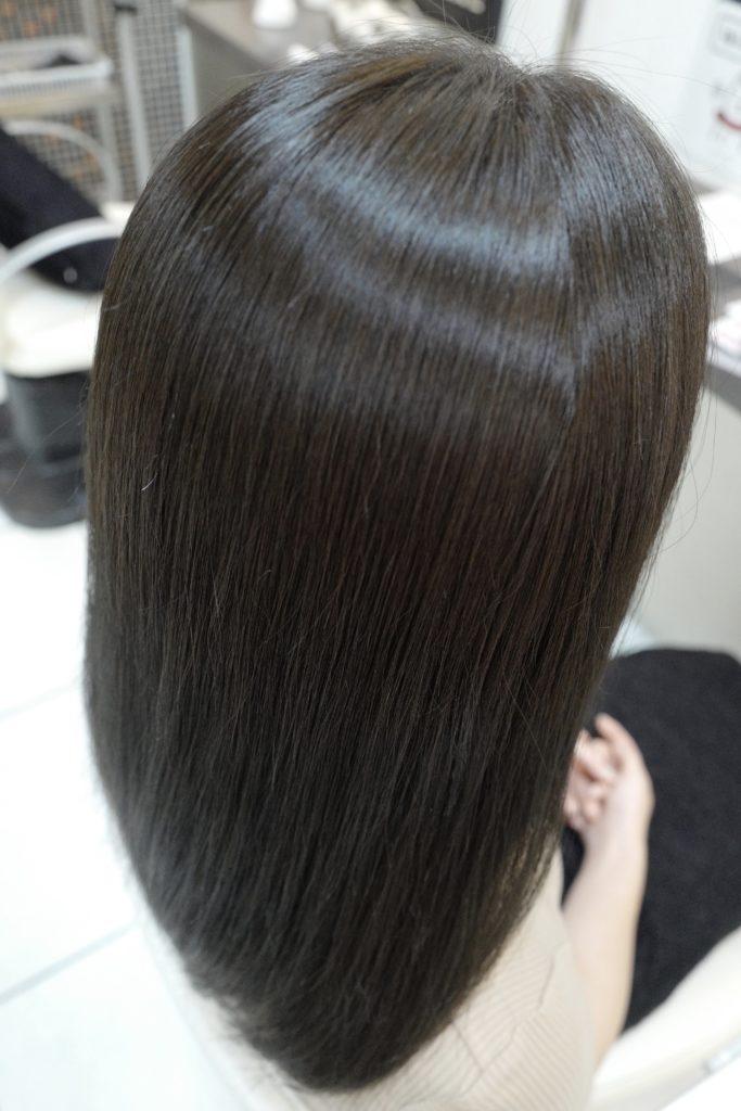 伊勢崎 美容室 美容師 ブログ エクラスタトリートメント 天使の輪