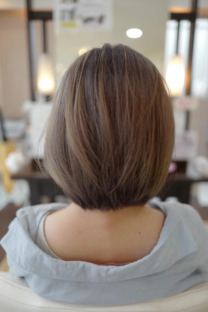 伊勢崎 美容室 美容師 ブログ ブリーチ ダブルカラー