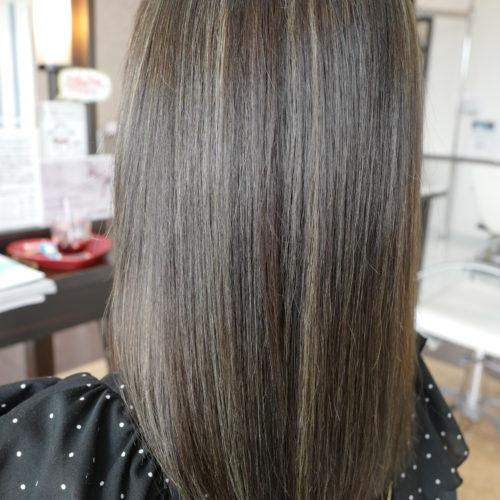 美容室アシック 伊勢崎 美容室 美容師 ブログ 髪質改善 求人 ハイライト ブリーチ