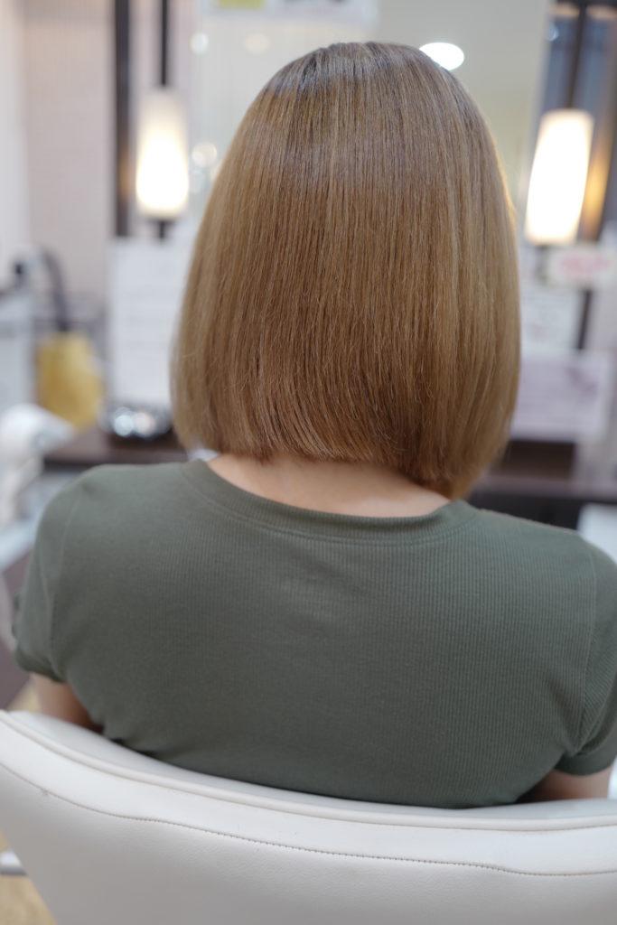美容室アシック 伊勢崎 美容室 美容師 ブログ 髪質改善 求人 カラー ハイライト