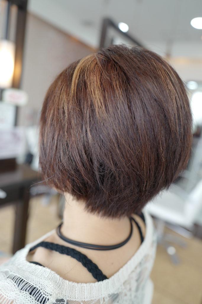 美容室アシック 伊勢崎 美容室 美容師 ブログ 髪質改善 求人 ショートヘア