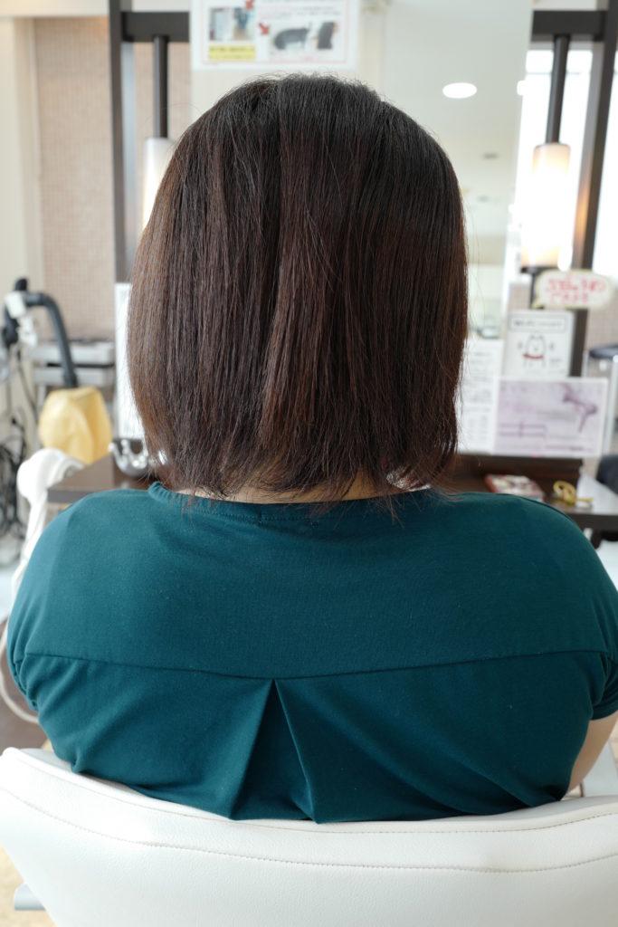 美容室アシック 伊勢崎 美容室 美容師 ブログ 髪質改善 求人 カラー 赤味を消す