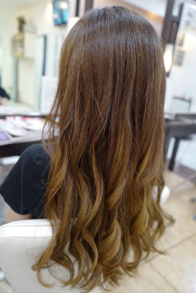 美容室アシック 伊勢崎 美容室 美容師 ブログ 髪質改善 求人 超音波エクステ・グレートレングス