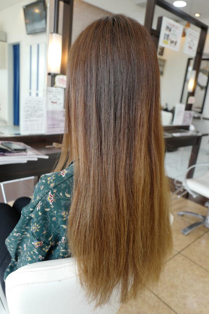 美容室アシック 伊勢崎 美容室 美容師 ブログ 髪質改善 求人 透明感 カラー