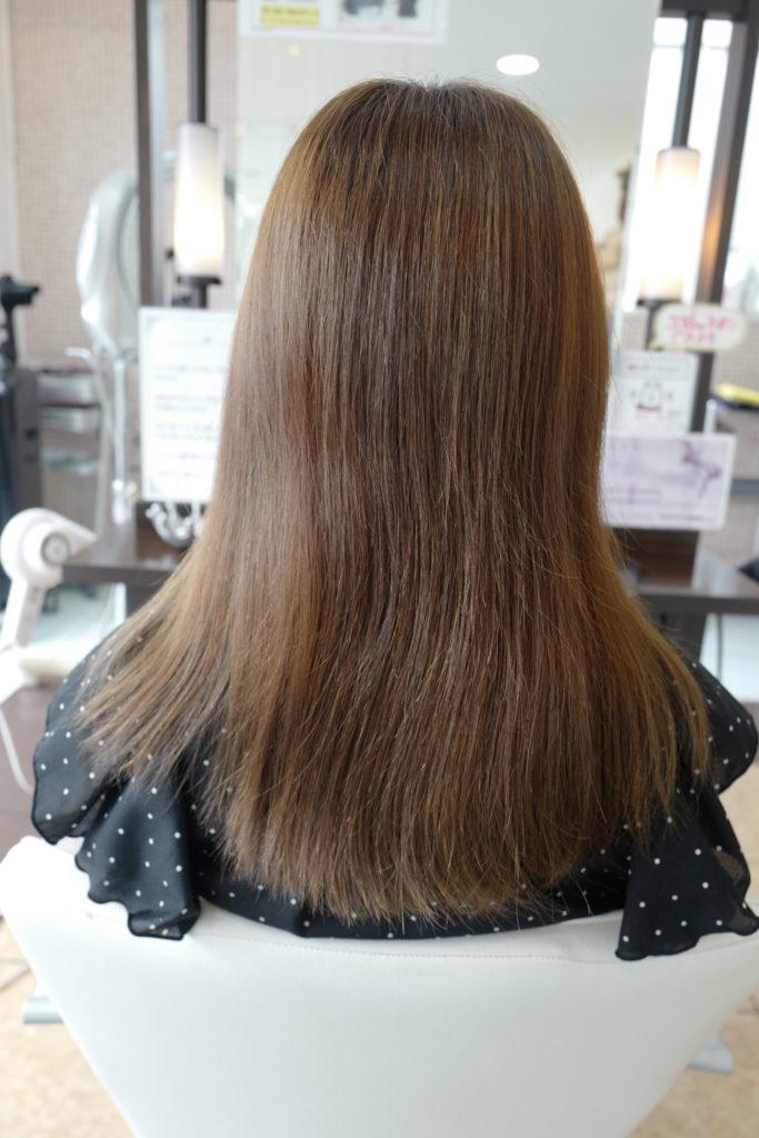 美容室アシック 伊勢崎 美容室 美容師 ブログ 髪質改善 求人 カラー
