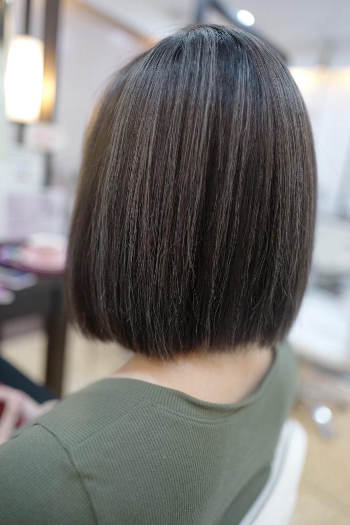 美容室アシック 伊勢崎 美容室 美容師 ブログ 髪色 ハイライト