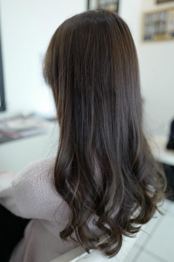 美容室アシック 伊勢崎 美容室 美容師 ブログ 髪質改善 求人  有賀聡 悩み相談 グレージュ