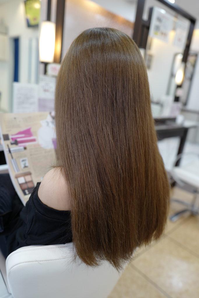 美容室アシック 伊勢崎 美容室 美容師 ブログ 髪質改善 求人 エクラスタトリートメント