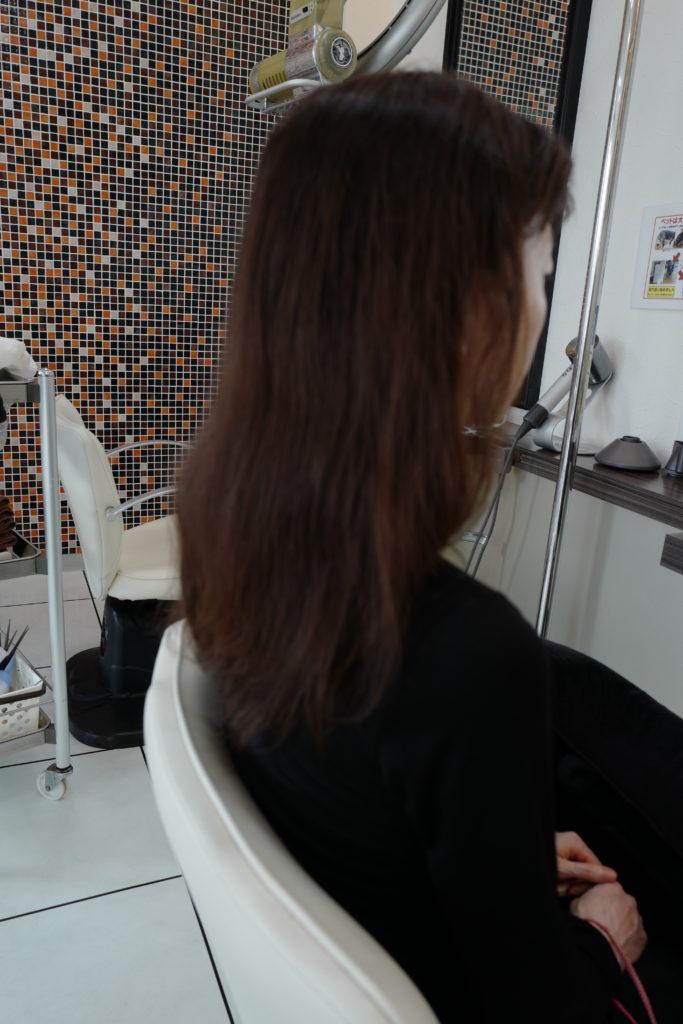 美容室アシック 伊勢崎 美容室 美容師 ブログ 髪質改善 求人  アイロンを使わない縮毛矯正