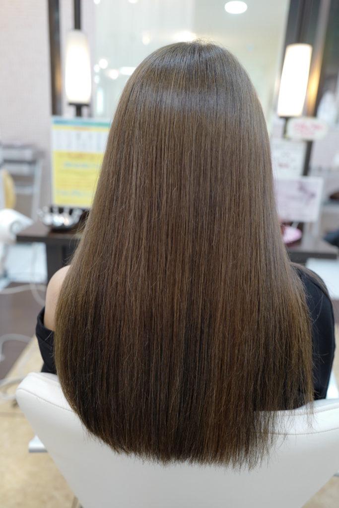 美容室アシック 伊勢崎 美容室 美容師 ブログ 髪質改善 求人 髪質改善エクラスタトリートメント