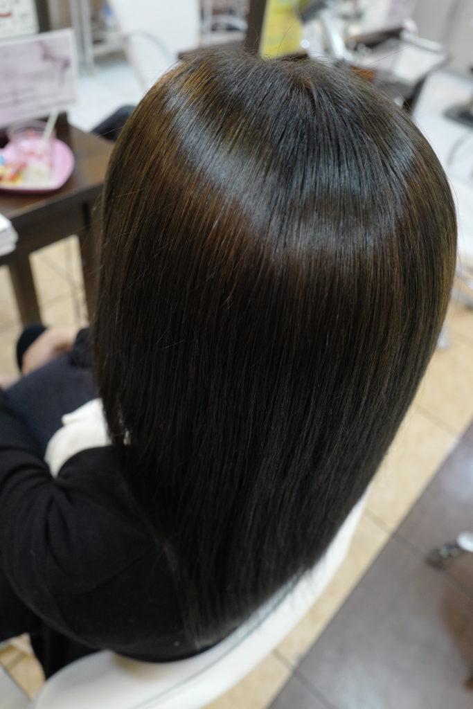 美容室アシック 伊勢崎 美容室 美容師 ブログ 髪質改善 求人  天使の輪