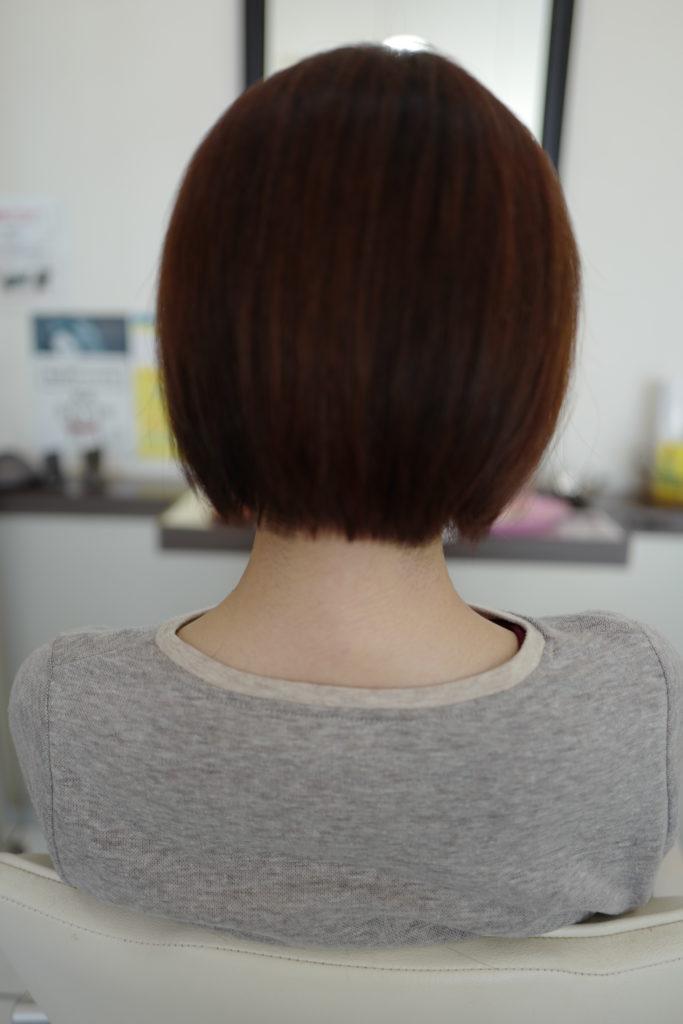 美容室アシック 伊勢崎 美容室 美容師 ブログ 髪質改善 求人  有賀聡 アイロンを使わない縮毛矯正