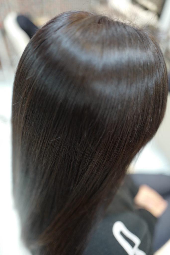 美容室アシック 伊勢崎 美容室 美容師 ブログ 髪質改善 縮毛矯正 トリートメント 求人  有賀聡  天使の輪 ツヤ髪