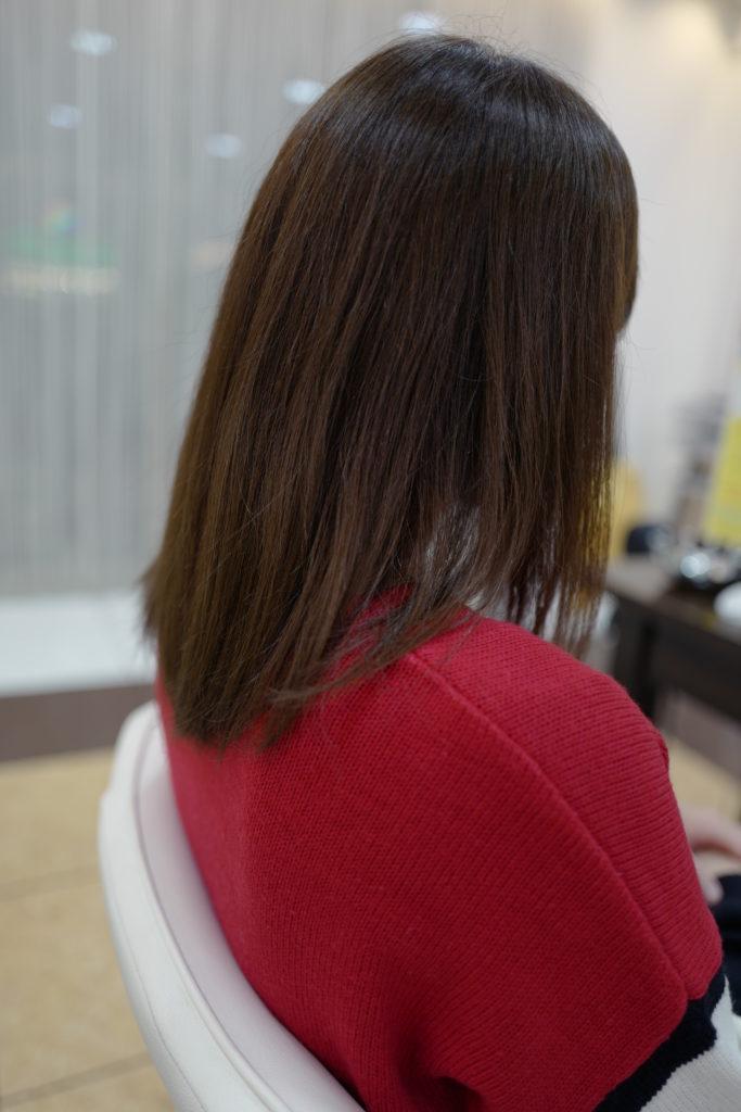 美容室アシック 伊勢崎 美容室 美容師 ブログ 髪質改善 縮毛矯正 トリートメント 求人  有賀聡  編み込みエクステ 女子力