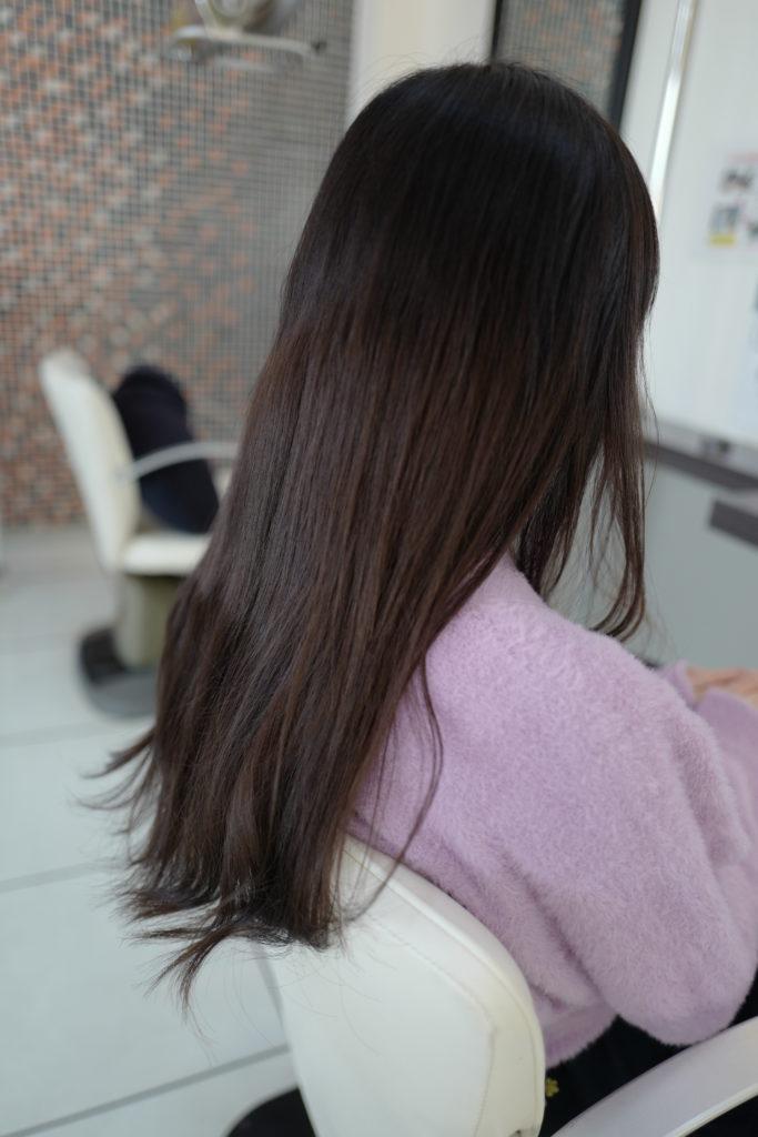 美容室アシック 伊勢崎 美容室 美容師 ブログ 髪質改善 縮毛矯正 トリートメント 求人  有賀聡  アイロンを使わない縮毛矯正