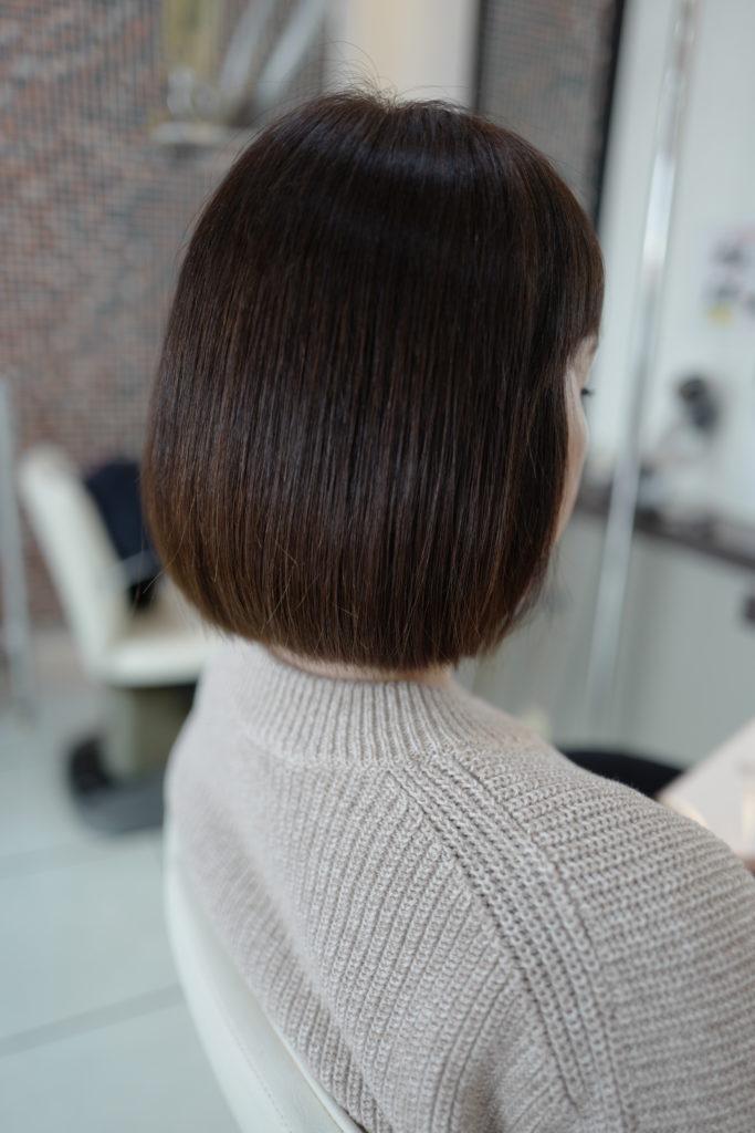 美容室アシック 伊勢崎 美容室 美容師 ブログ 髪質改善 縮毛矯正 トリートメント 求人  有賀聡  カラー