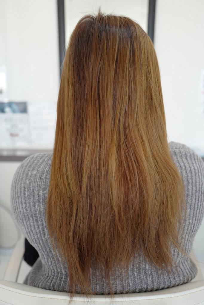 美容室アシック 伊勢崎 美容室 美容師 ブログ 髪質改善 縮毛矯正 トリートメント 求人  有賀聡  カラー ラベンダーアッシュ