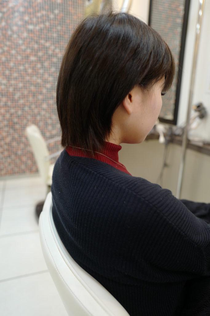 美容室アシック 伊勢崎 美容室 美容師 ブログ 髪質改善 縮毛矯正 トリートメント 求人  有賀聡  編み込みエクステ ショートは嫌