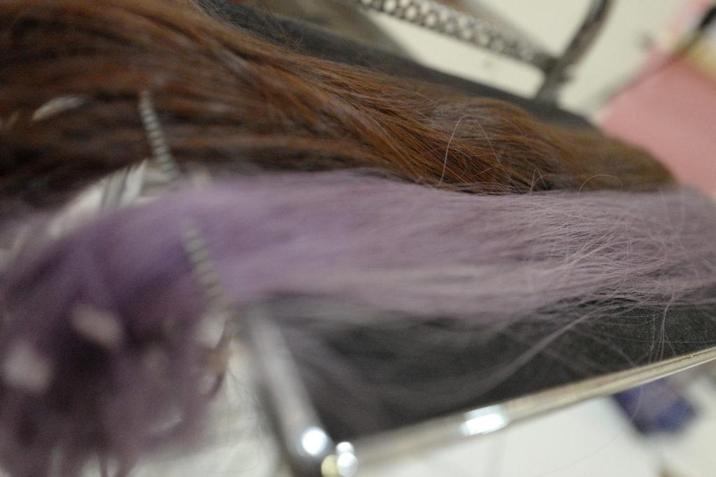 美容室アシック 伊勢崎 美容室 美容師 ブログ 髪質改善 縮毛矯正 トリートメント 求人  有賀聡  エクステ外し