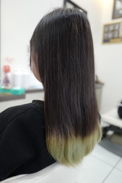 美容室アシック 伊勢崎 美容室 美容師 ブログ 髪質改善 縮毛矯正 トリートメント 求人  有賀聡  インナーカラー