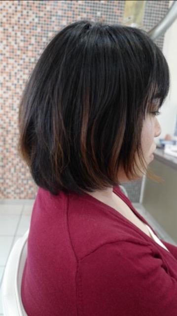 美容室アシック 伊勢崎 美容室 美容師 ブログ 髪質改善 縮毛矯正 トリートメント 求人 有賀聡 強いパーマ液や高温アイロンを使わない縮毛矯正