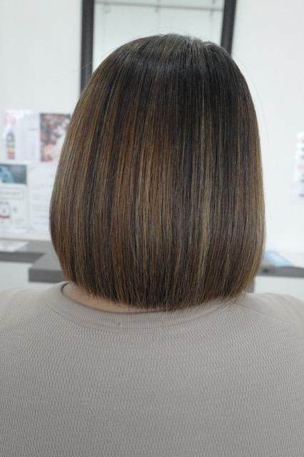 美容室アシック 伊勢崎 美容室 美容師 ブログ 髪質改善 縮毛矯正 トリートメント 求人 有賀聡 髪の毛の広がりを抑えたい エクラスタトリートメント