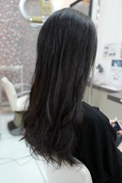 美容室アシック 伊勢崎 美容室 美容師 ブログ 髪質改善 縮毛矯正 トリートメント 求人 有賀聡 大変身 超音波エクステ・グレートレングス