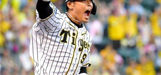 阪神 原口選手