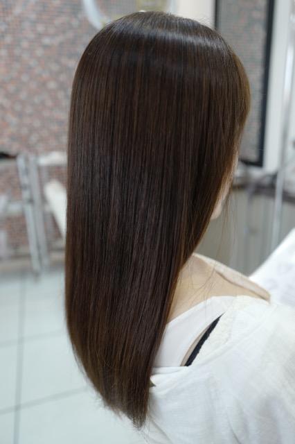 美容室アシック 伊勢崎 美容室 美容師 ブログ 髪質改善 縮毛矯正 トリートメント 求人 有賀聡 低アルカリ