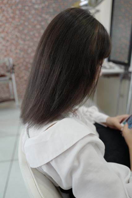 美容室アシック 伊勢崎 美容室 美容師 ブログ 髪質改善 縮毛矯正 トリートメント 求人 有賀聡 編み込みエクステ イメチェン