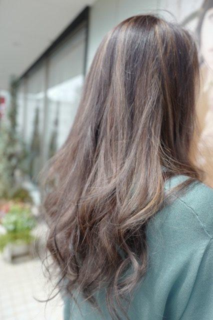 美容室アシック 伊勢崎 美容室 美容師 ブログ 髪質改善 縮毛矯正 トリートメント 求人 有賀聡 夏カラー