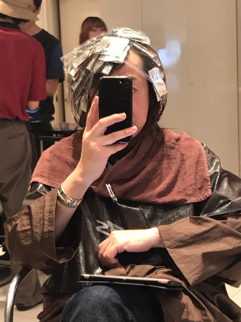 美容室アシック 伊勢崎 美容室 美容師 ブログ 髪質改善 縮毛矯正 トリートメント 求人 有賀聡 阪神 神宮球場