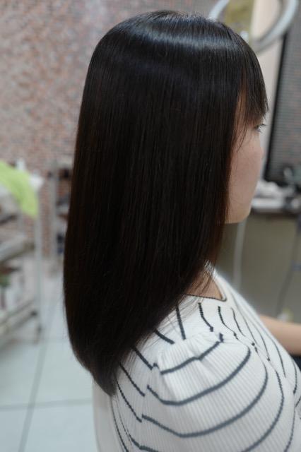 美容室アシック 伊勢崎 美容室 美容師 ブログ 髪質改善 縮毛矯正 トリートメント 求人 有賀聡 初めての縮毛矯正