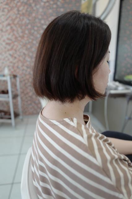 美容室アシック 伊勢崎 美容室 美容師 ブログ 髪質改善 縮毛矯正 トリートメント 求人 有賀聡 自然に仕上がる縮毛矯正