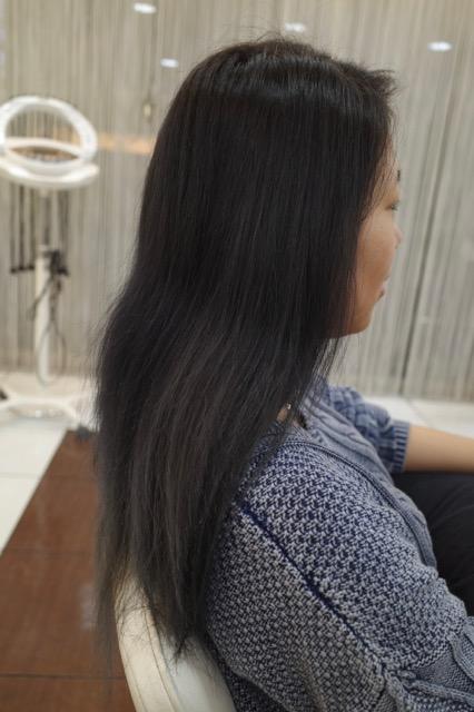 美容室アシック 伊勢崎 美容室 美容師 ブログ 髪質改善 縮毛矯正 トリートメント 求人 有賀聡 エクステ 編み込みエクステ