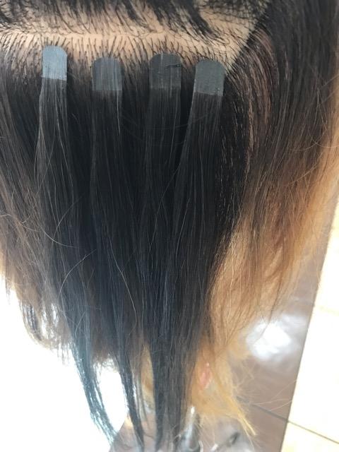 美容室アシック 伊勢崎 美容室 美容師 ブログ 髪質改善 縮毛矯正 トリートメント 求人 有賀聡 エクステ シールエクステ