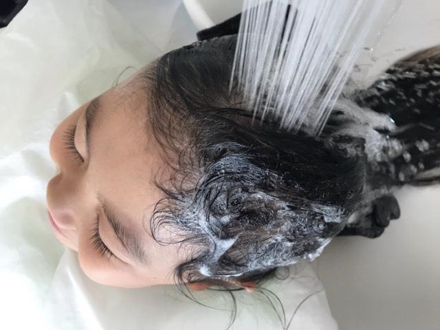 美容室アシック 伊勢崎 美容室 美容師 ブログ 髪質改善 縮毛矯正 トリートメント 求人 有賀聡 姪っ子 いろは