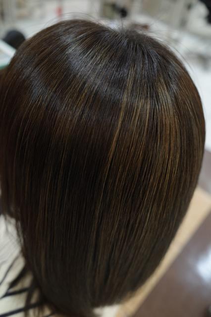 美容室アシック 伊勢崎 美容室 美容師 ブログ 髪質改善 縮毛矯正 トリートメント 求人 有賀聡 ハイライト ツヤ髪