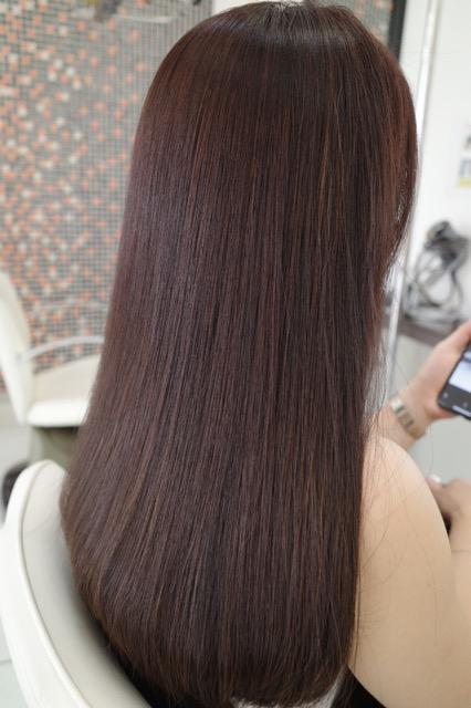美容室アシック 伊勢崎 美容室 美容師 ブログ 髪質改善 縮毛矯正 トリートメント 求人 有賀聡 綺麗な髪