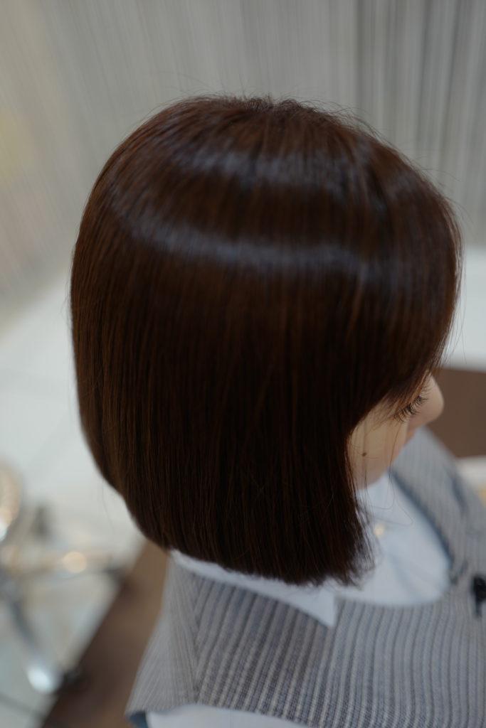 美容室アシック 伊勢崎 美容室 美容師 ブログ 髪質改善 縮毛矯正 トリートメント 求人 有賀聡  ツヤ髪