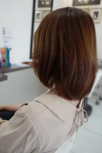 美容室アシック 伊勢崎 美容室 美容師 ブログ 髪質改善 縮毛矯正 トリートメント 求人 有賀聡  広がりを抑えたい