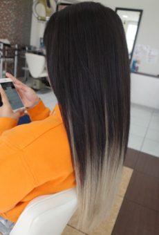 美容室アシック 伊勢崎 美容室 美容師 ブログ 髪質改善 縮毛矯正 トリートメント 求人 有賀聡 編み込みエクステ